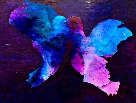 Dove Dance by Janice Nabors Raiteri