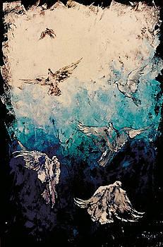 Doves by Mohd Raza-ul Karim