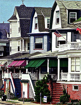 Down By Cape May by Ira Shander