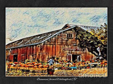 Down On The Farm by MaryLee Parker