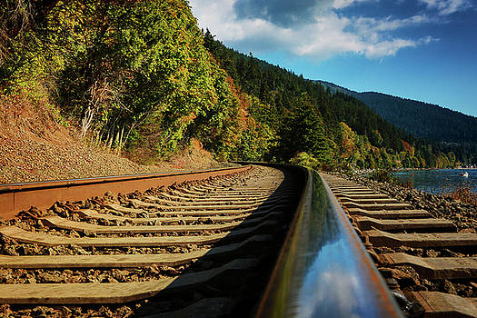 Down the Chukanut Line by Monte Arnold