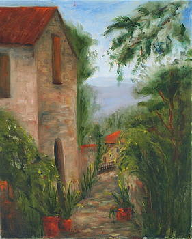 Down the Hill by Nan McGarity