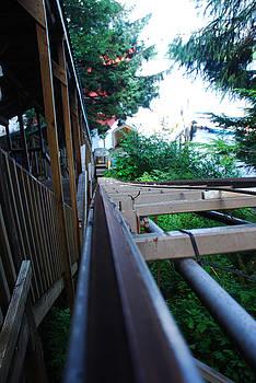 Down the Rails by Preston Zeller