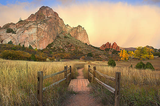 Down This Path by Tim Reaves