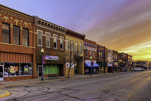 Downtown Atchison by Mark McDaniel