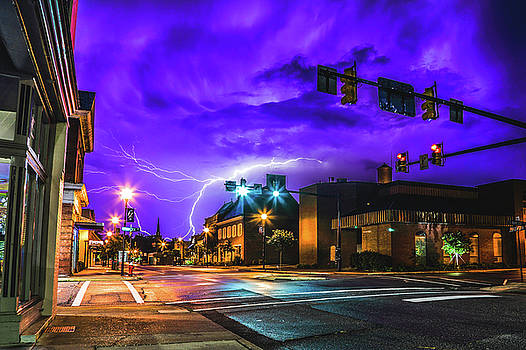 Downtown Flash by Jimmy McDonald