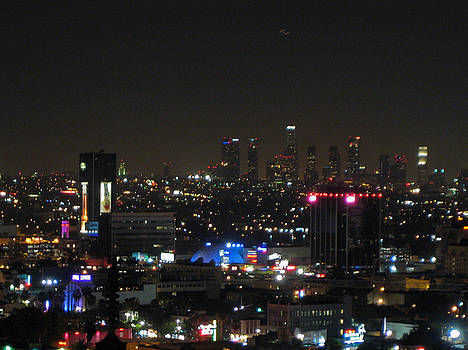 Downtown LA by Sean Owens