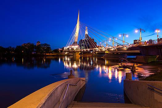 Downtown Winnipeg by Nebojsa Novakovic