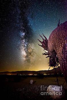 Dragon Attacks Borrego Springs by Jim DeLillo