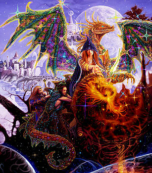 Dragon Master's Apprentice by Steve Roberts
