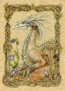 Dragon by Morgan Fitzsimons