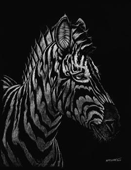 Dragon Zebra by Stanley Morrison