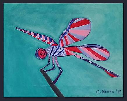 Dragonfly by Christopher Hawke