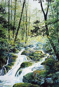 Hanne Lore Koehler - Dragonfly Creek