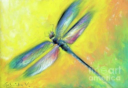 Dragonfly  by Gabriela Valencia
