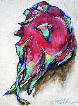 Dragonfruit by Sheila Tajima
