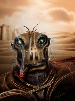 Dragonkind by Jeremy Martinson