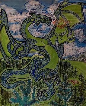 Dragonosity by Christian Kolle