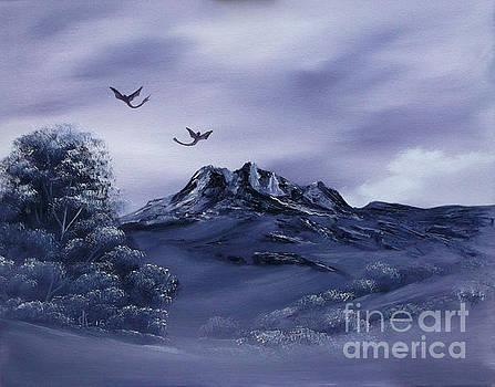 Dragons in their Element. by Cynthia Adams