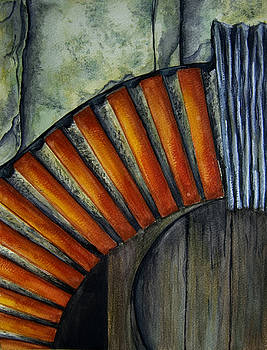 Drain Vent - Architectural Detail by Orla Cahill