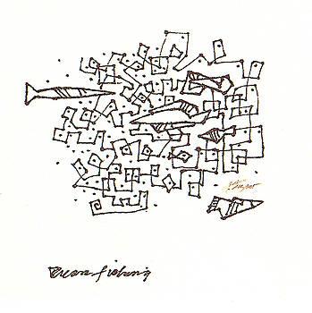 Dream Fishing by Donna Frizano Leonetti
