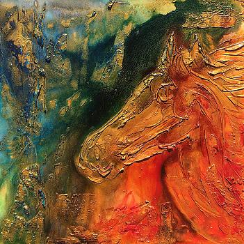 Dream Horse # by Henry Parsinia