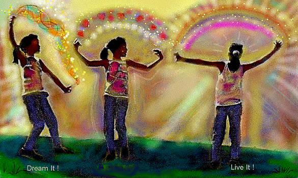 Dream it by Carole Joyce