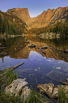 Dream Lake Moments by Thomas Schoeller