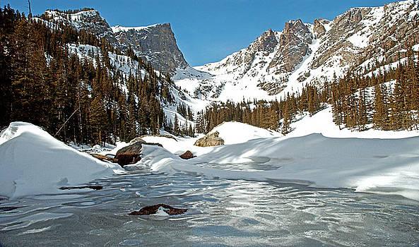 James Steele - Dream Lake Rocky Mountain Park Colorado