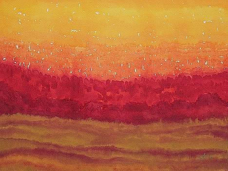 Dream Mesa original painting by Sol Luckman