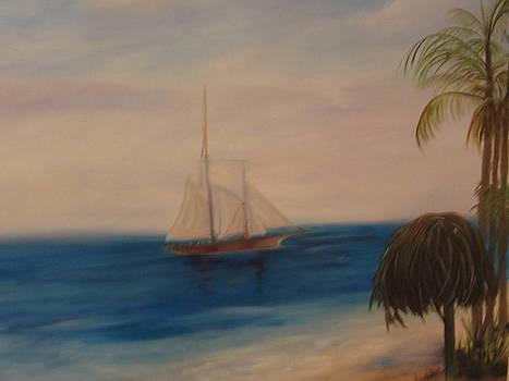Dream Sail by Betty Pimm