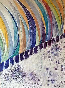 Dream Strata by Caron Sloan Zuger