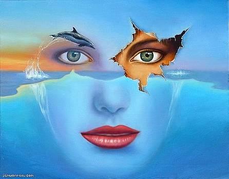 Dream Watcher by Jim Warren