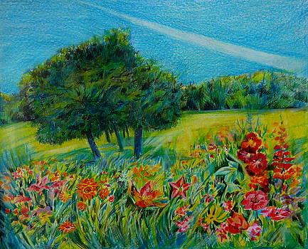 Anna  Duyunova - Dreaming about summer