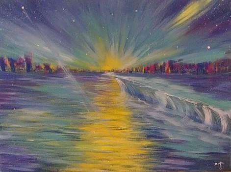 Dreaming Awake by Deyanira Harris