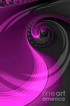 Dreaming In Purple by Steve Purnell