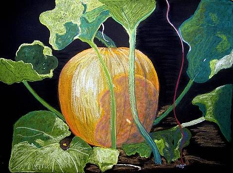 Dreaming Of Fall by Diane Frick
