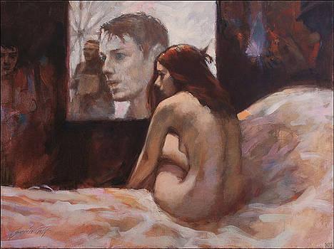 Dreams are Memorials Atoned by Gavin Calf