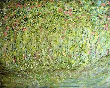 Dreams In Green by Sara Credito