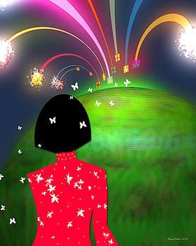 Dreams of Tomorrow  - Study by Johny Deluna