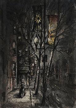 Dreams On A Walk by Rachel Christine Nowicki