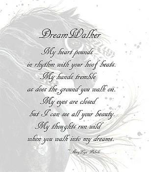 DreamWalker Poem by AmyLyn Bihrle