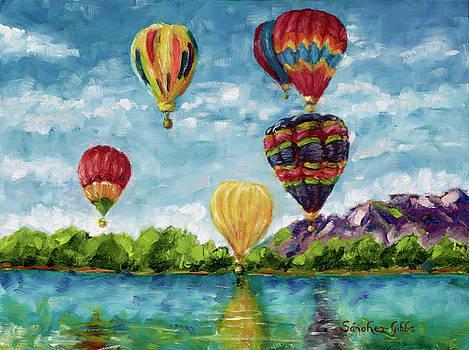 Dreamy Flight by Maria Gibbs