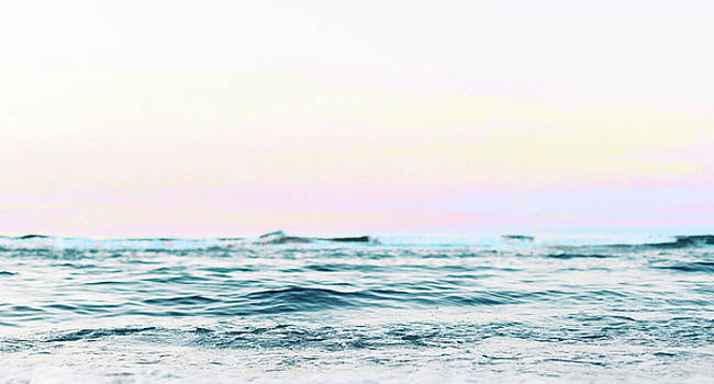 Dreamy Ocean by Uma Gokhale