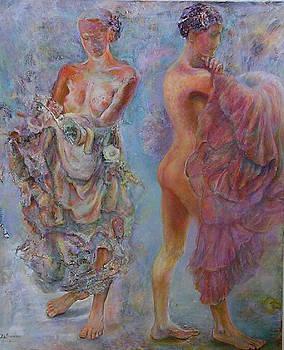 Dressing by Sylva Zalmanson