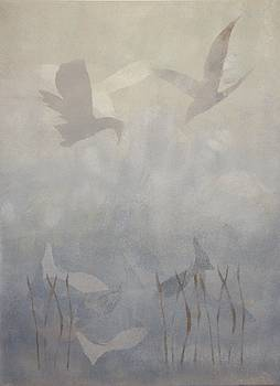 Drifting Birds and Fish by Kathrine Fisker
