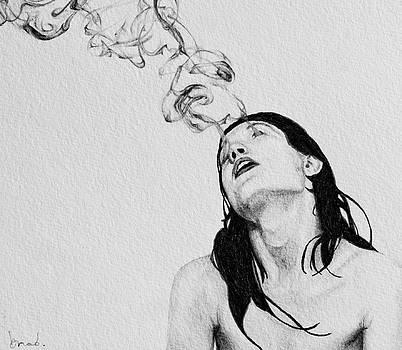 Drifting Gaze by Brad Loudon