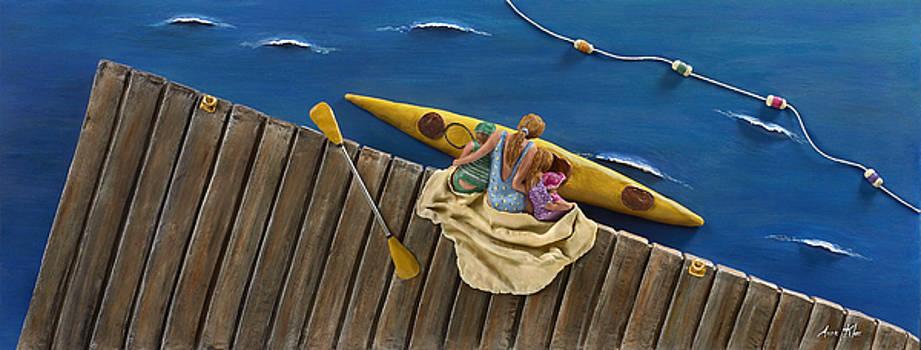 Drifting Off by Anne Klar