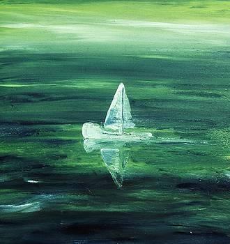 'Drifting' by Paula  Heffel
