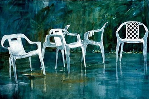 Drip Dry by Elizabeth Carr